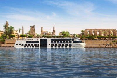 Viking expands in Egypt with new riverboat, pre-cruise