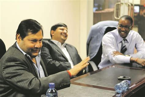Gupta brothers to appear in court today, state to oppose