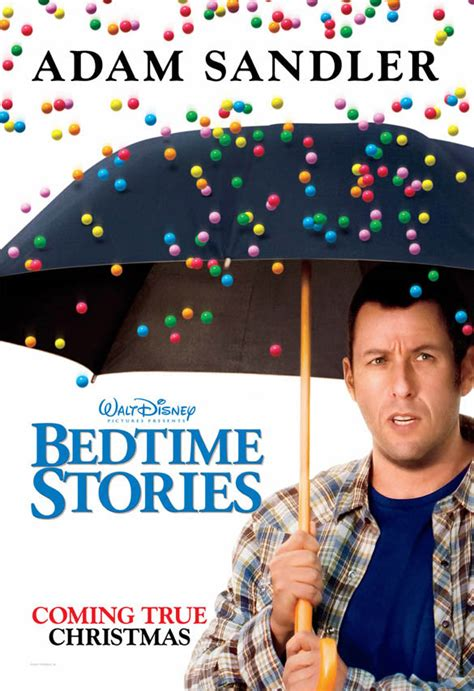 Bedtime Stories cast and actor biographies   Tribute