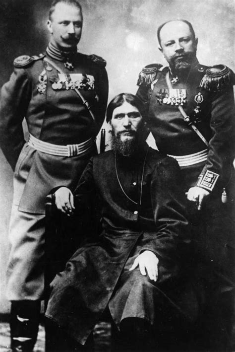 These 9 Pictures Prove That Rasputin Was An Absolute