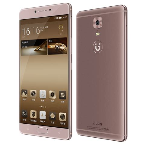 Gionee M6 and M6 Plus with 5000mAh and 6020mAh batteries
