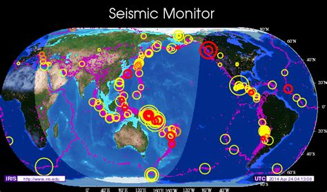 Pin by Daniel Therrien on Earthquakes & Volcanoes of the