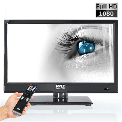 Pyle - PTVLED15 - Home and Office - TVs - Monitors