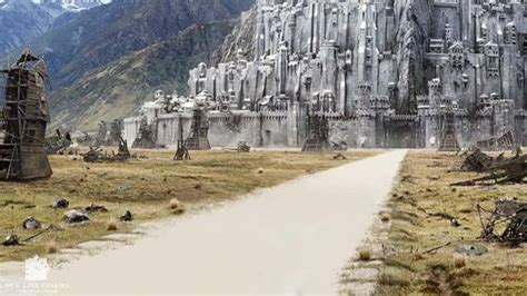 Crowdfund: Real Tolkien City of Minas Tirith   HuffPost