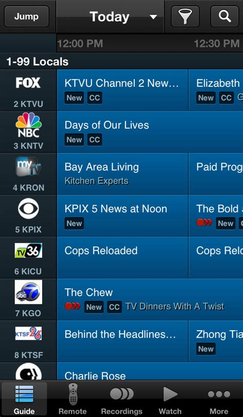 AT&T U-verse App for iPhone Now Lets You Watch Live TV