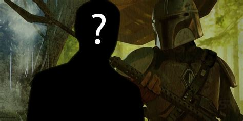 The Mandalorian Theory: Who Episode 5's Mystery Character Is