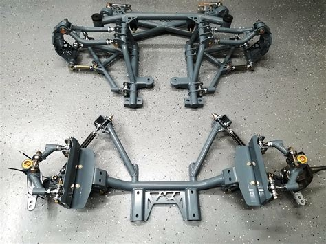 COMPLETE TRACK ATTACK CONVERSION FOR THE S30 / 240z / 260z