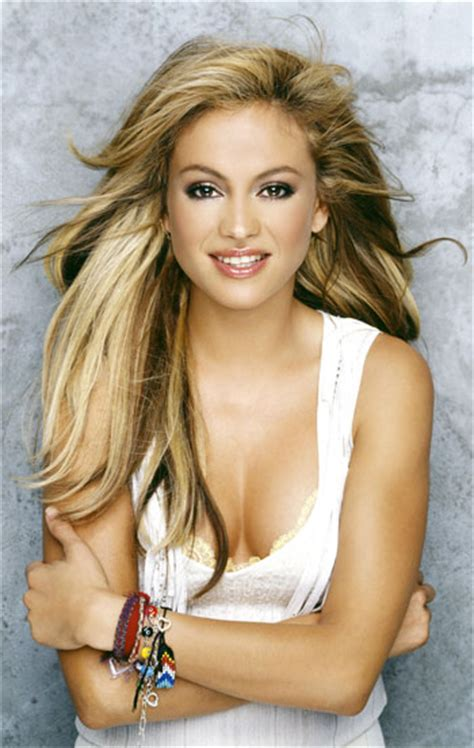 Paulina Rubio - Top 10 Hottest Mexican Women on the Planet