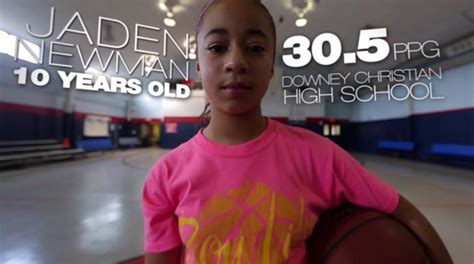 Video: 10-year-old jaden newman is on a quest to become
