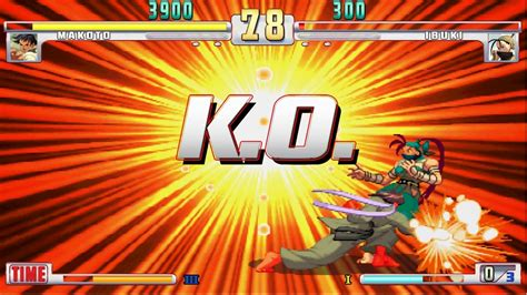 Street Fighter III: 3rd Strike Online Edition - TFG Review