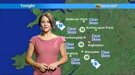 Lucy Kite - 28/9/2011 - Evening - Weather - YouTube