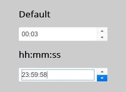 Tiny User-friendly Time Picker In jQuery | Free jQuery Plugins