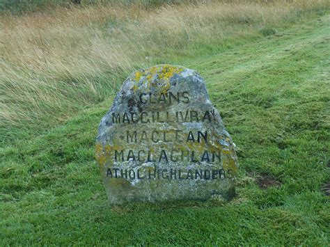 On Drumossie Moor the sad echoes of Culloden battle