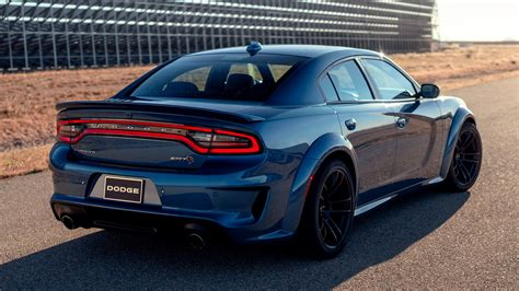 2020 Dodge Charger SRT Hellcat Widebody - Wallpapers and