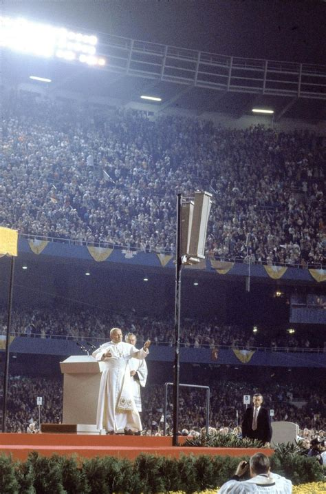 Pope John Paul II visits NYC for first time in 1979, one