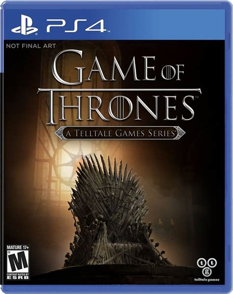 Game of Thrones: A Telltale Games Series Release Date