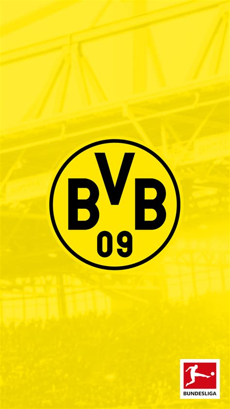 Download your FREE Bundesliga club wallpaper to your phone