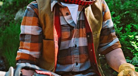 Mountain Man: 18 Best Flannel Shirts for Fall | HiConsumption