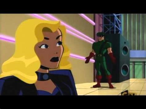 If Only He Can Love Me (Black Canary And Green Arrow