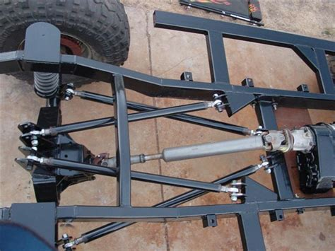need ideas for frame 4 link mounts/crossmembers