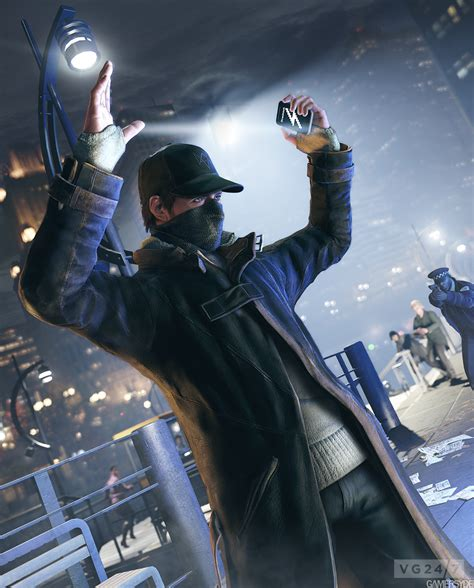Watch Dogs ultra PC specs released - VG247