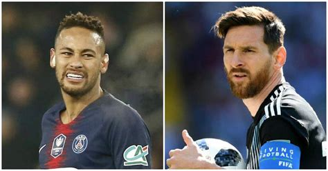 Neymar Finally Beat Lionel Messi To Create A New 2019