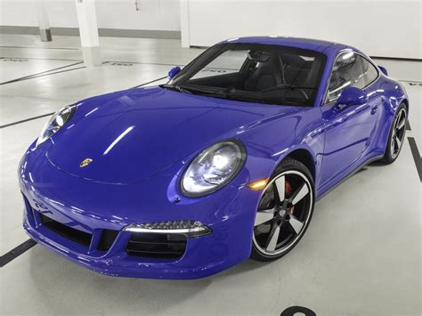 Rare 2010 Porsche 911 Sport Classic with only 80 miles for