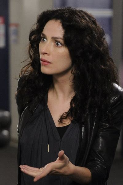 Warehouse 13's Joanne Kelly - The Brave, the Bold and the