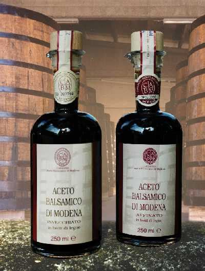 Aceto Balsamico di Modena: Wiki facts for this cookery item