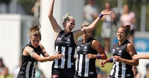 AFL Women's: All the round seven teams