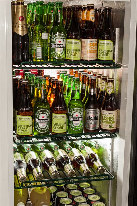 Office Highlights - Beer fridge - AWS Managed Services by