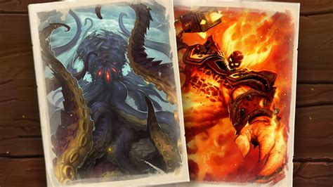 Hearthstone temporarily returns 23 Wild cards to Standard