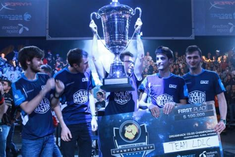 SK Gaming   Content: LDLC wins DreamHack Winter 2014