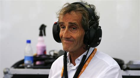 Alain Prost to leave role with Renault e
