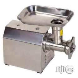 Pure Stainless Steel Meat Grinder in Ojo - Kitchen