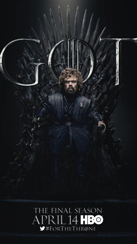 Game of Thrones Season 8 Poster Features a Dragon Vying