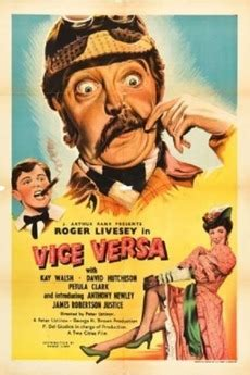 Vice Versa (1948) directed by Peter Ustinov • Reviews