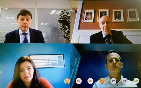 Nordic Council, Iceland, and Scotland hold digital meeting