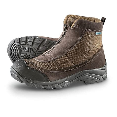 Men's Waterproof Snow Boots Clearance | Division of Global