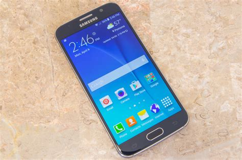 Samsung Galaxy S6 review: It's what's on the outside that