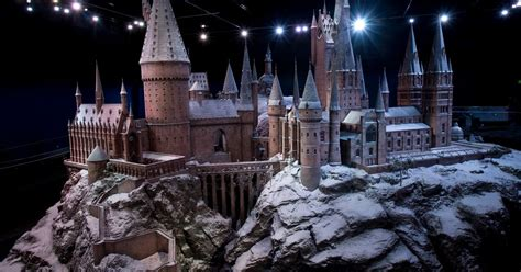 Harry Potter fans can now experience a Hogwarts' Christmas