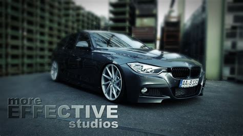"""BMW F31 330D on 20""""VOSSEN with H&R Deep   Shortcut   More"""