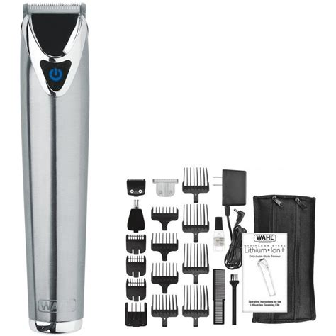 Wahl 3205 Lithium-Ion Stainless Steel Trimmer