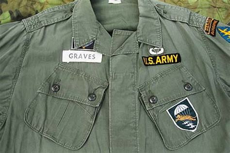 MACV-SOG: A Unit of Modern Forces Living History Group -----