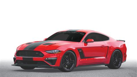 2019 Ford Mustang Stage 3 By Roush Performance | Top Speed