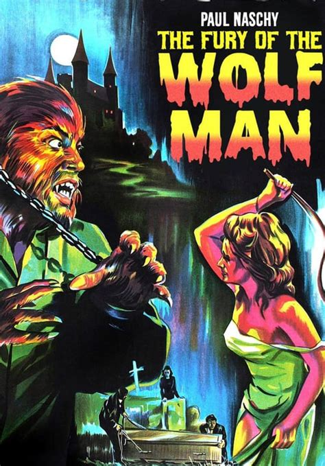 The Fury of the Wolf Man (1972) — The Movie Database (TMDb)