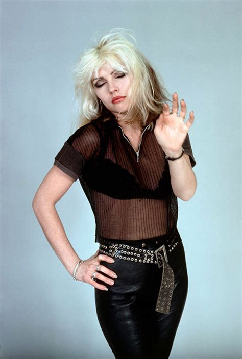 MB_MU_DH014 : Debbie Harry - Iconic Images