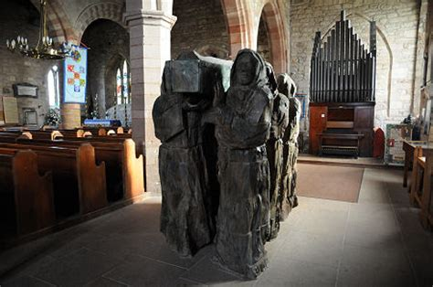 St Mary's Church, Lindisfarne, Feature Page on