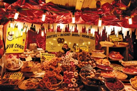 What to eat at a French Christmas market   Food and Drink
