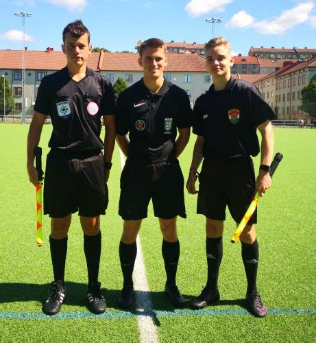 Gothia Cup – The World Youth Cup – Referee Abroad